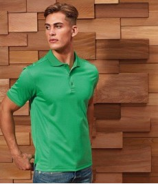 PR615 Premier Coolchecker Pique Polo Shirt