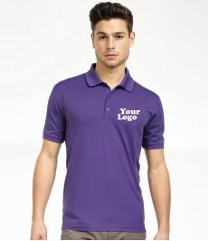 Premier Coolchecker Pique Polo Shirt