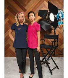 PR683 Premier Ladies Blossom Short Sleeve Tunic