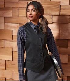 PR621 Premier Ladies Hospitality Waistcoat