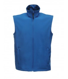 Regatta Classics Men's Softshell Bodywarmer-Oxford Blue