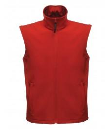 Regatta Classics Men's Softshell Bodywarmer-Red