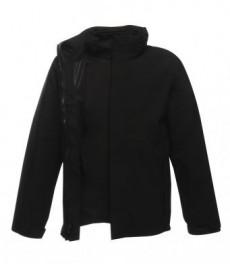 RG098Regatta Kingsley 3-in-1 Jacket-Black