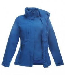 RG099Regatta Ladies Kingsley 3-in-1 Jacket-Oxford Blue