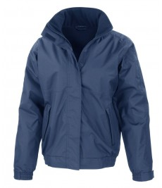 RS221M Result Core Channel Jacket-Navy Blue