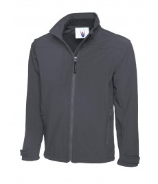 UC611 Softshell Jacket-Grey