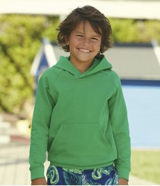 Fruit of the Loom Kids Lightweight Hooded Sweatshirt
