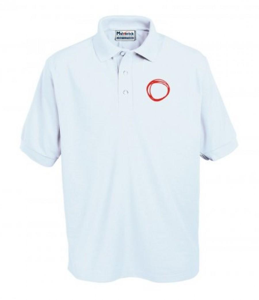 Blakenhale infant polo shirt embroidered logo polo shirts for Name brand golf shirts direct